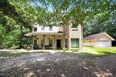Ocean Springs Single Family Home For Sale: 1312 Loraine St