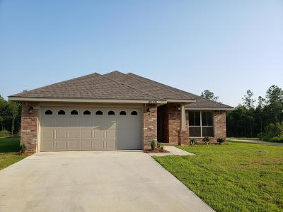 Gulfport Single Family Home For Sale: Lot 9 Tiffany Renee Dr