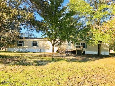 Saucier Single Family Home For Sale: 25308 Herman Ladner Rd