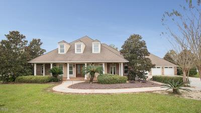 Gulfport Single Family Home For Sale: 15111 Dawnland Dr