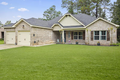 Gulfport Single Family Home For Sale: 15011 Waterside Pl