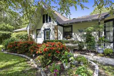 Gulfport Single Family Home For Sale: 12135 Rebekah Dr