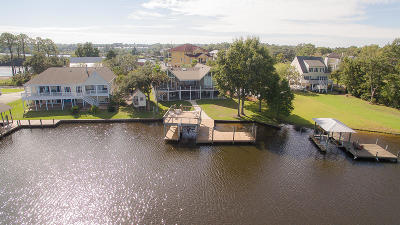 Gulfport Single Family Home For Sale: 15 Rivers Bend Dr