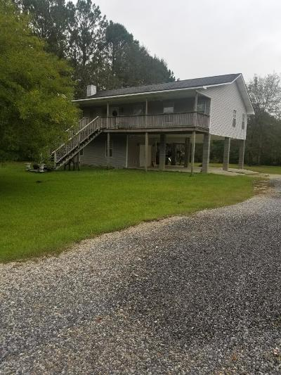 Biloxi MS Single Family Home For Sale: $129,000