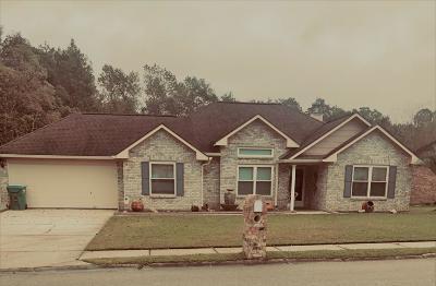 gulfport Single Family Home For Sale: 13448 Tara Hills Dr