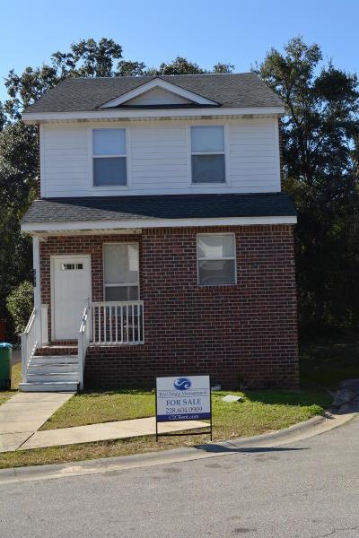 Gulfport Single Family Home For Sale: 2981 Magnolia Ct