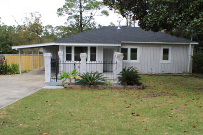 Gulfport Single Family Home For Sale: 36 36th St