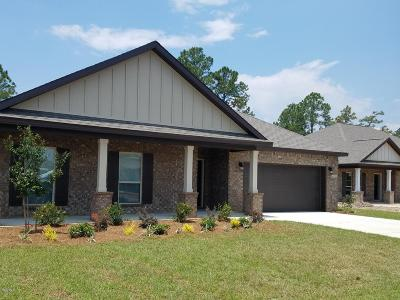 Gulfport Single Family Home For Sale: 10630 Harvest Dr