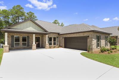Gulfport Single Family Home For Sale: 10644 Harvest Dr