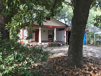 Gulfport Single Family Home For Sale: 2415 17th Ave