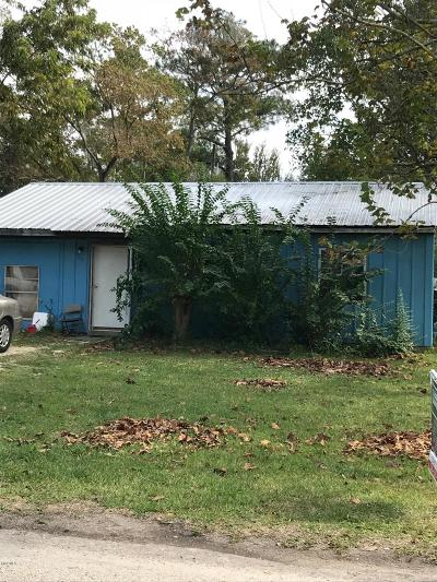 Gulfport Single Family Home For Sale: 2014 43rd Ave