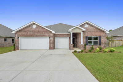 Gulfport Single Family Home For Sale: 10773 Chapelwood Dr