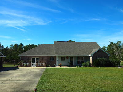Biloxi Single Family Home For Sale: 16197 Sweet Carolyn Dr