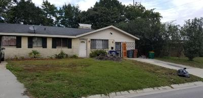 Biloxi MS Single Family Home For Sale: $74,900