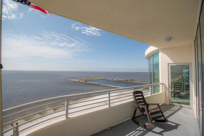 Biloxi Condo/Townhouse For Sale: 2060 Beach Blvd #1605