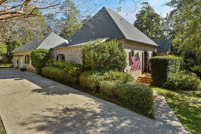 Diamondhead Single Family Home For Sale: 646 Apelehama Ct