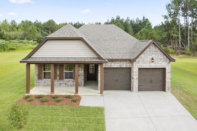 Ocean Springs Single Family Home For Sale: 203 Madison Place Dr