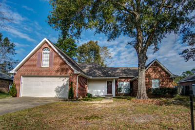 Gulfport Single Family Home For Sale: 15065 Remington Dr