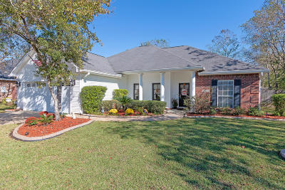 Gulfport Single Family Home For Sale: 13236 Roxbury Pl