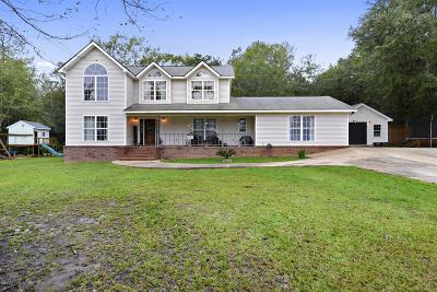 Biloxi Single Family Home For Sale: 13061 Jim Byrd Rd