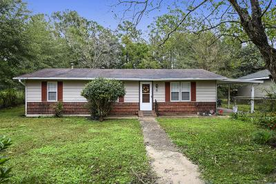 Biloxi MS Single Family Home For Sale: $104,900