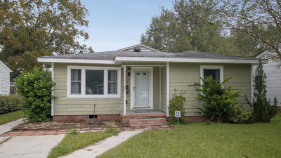 Gulfport Single Family Home For Sale: 220 41st St