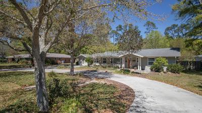 Gulfport Single Family Home For Sale: 40 Poplar Cir