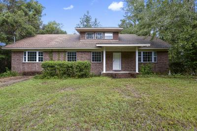 Ocean Springs Single Family Home For Sale: 2549 Davidson Rd