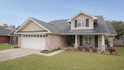 Biloxi Single Family Home For Sale: 15023 Cedar Springs Dr