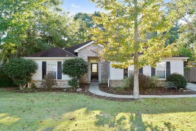 Diamondhead Single Family Home For Sale: 7354 Ahi Dr