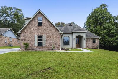 Diamondhead Single Family Home For Sale: 6619 Ahekolo Cir