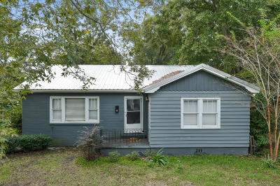 Gulfport Single Family Home For Sale: 1723 Wisteria St