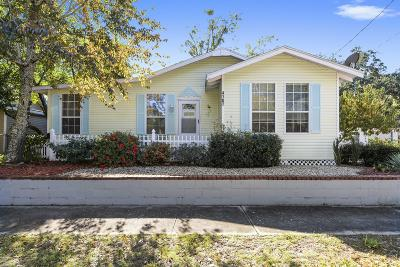 Gulfport Single Family Home For Sale: 4107 9th St