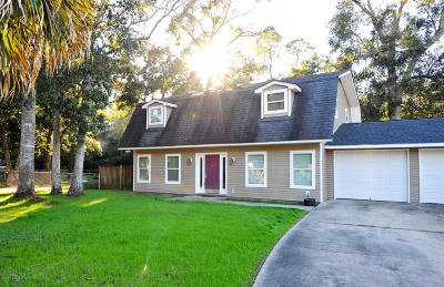 Long Beach Single Family Home For Sale: 1 Earline Ct