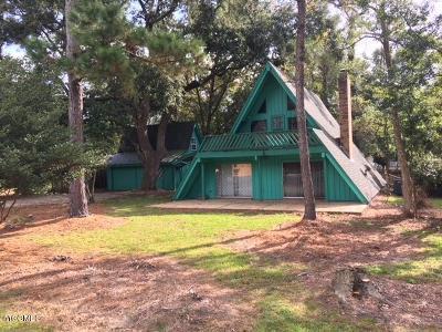 Diamondhead Single Family Home For Sale: 5584 E Diamondhead Dr