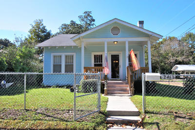 Gulfport MS Single Family Home For Sale: $112,500