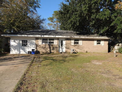 Gulfport Single Family Home For Sale: 4022 Ponderosa Dr