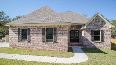 Biloxi Single Family Home For Sale: 1955 Kornman Dr