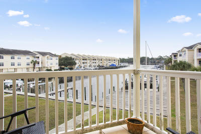 Ocean Springs Condo/Townhouse For Sale: 2421 Beachview Dr #D-6 Slip