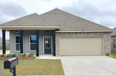Ocean Springs Single Family Home For Sale: 480 Palm Breeze Dr