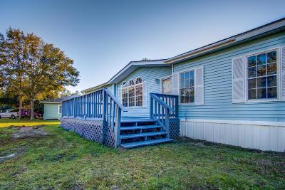 gulfport Single Family Home For Sale: 12311 Salisbury Rd