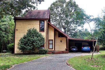 Diamondhead Single Family Home For Sale: 6638 Alii Pl