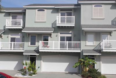 Long Beach Condo/Townhouse For Sale: 716 W Beach Blvd