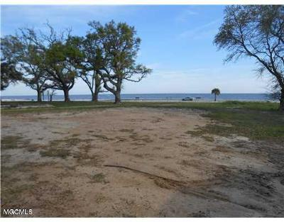 Pass Christian Residential Lots & Land For Sale: 1301 E Beach Blvd