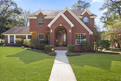Ocean Springs Single Family Home For Sale: 3816 Chaumont Cir