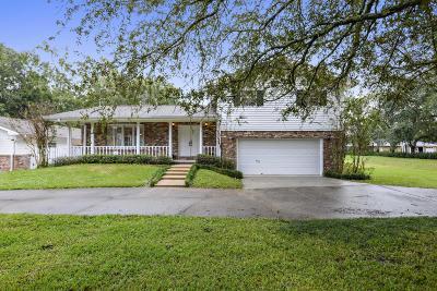 Ocean Springs Single Family Home For Sale: 6000 Shore Dr