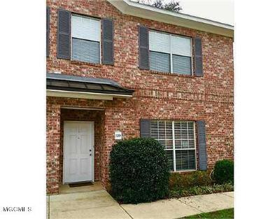 Ocean Springs Condo/Townhouse For Sale: 120 Armand Oaks
