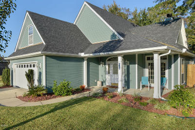 Gulfport Single Family Home For Sale: 13282 English Cv