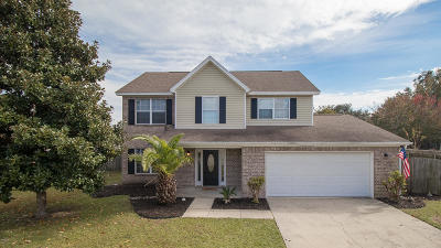 Ocean Springs Single Family Home For Sale: 8129 Rue Holifield