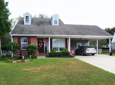 Harrison County Single Family Home For Sale: 337 Rebecca Dr